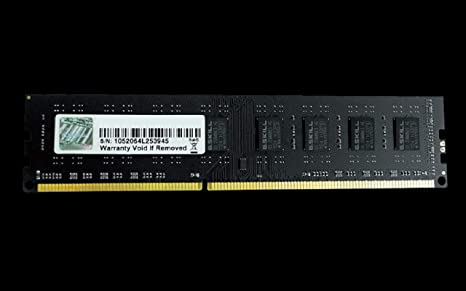 G Skill 4GB DDR3-1600MHz NT: Amazon ca: Electronics