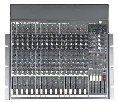 Phonic, 24 Mixer - Unpowered (Sonic Station 16)