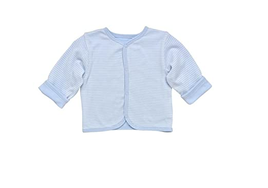 a91eeb0110dc Amazon.com  Under the Nile Organic Cotton Reversible Baby Cardigan ...