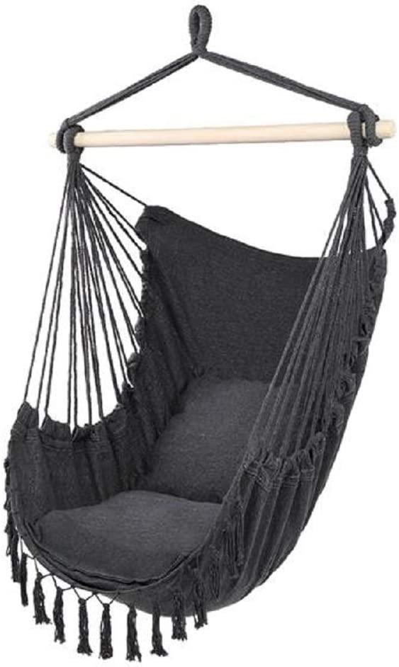 50% Off Coupon – Outdoor Indoor Hanging Chair Hammock With Pillow