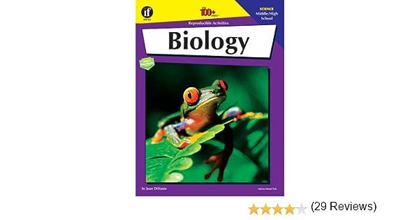 Amazon.com: The 100+ Series Biology (9781568221861): Joan Distasio ...