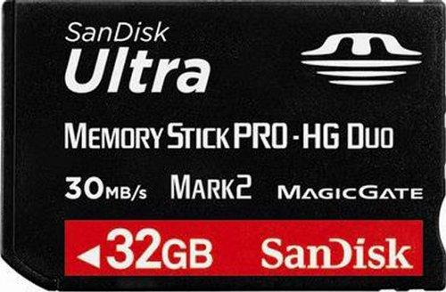 SanDisk Ultra MemoryStick Pro-HG Duo 32GB SDMSPDHG-032G-J95