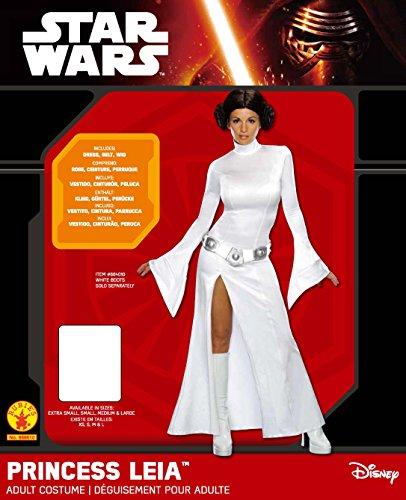 Secret Wishes Star Wars Princess Leia Costume
