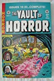 Vault of Horror Annual # 4 (Reprints issues 16-20 of series including covers) Excellent color and art reproductions of 1950's EC Comic Books. (Heavy bond cover)