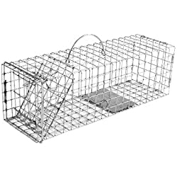 Tomahawk - Squirrel, Rat, Muskrat Trap, Model 103