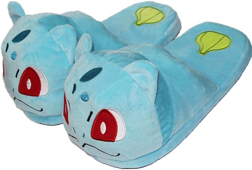 Slippers Bulbasaur Plush Pokemon