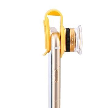 YANRR Móvil Foto Asistente Macro Lente Universal Diosa Lente de Foco Corto Cerca de Pat Lens