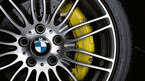 ORIGINALE BMW SERIE E90/LCI E91/LCI E92/LCI E93/LCI Performance SISTEMA frenante anteriore e posteriore –  Giallo BMW Lifestyle