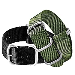 Image of the product Carty NATO Strap 2 Packs that is listed on the catalogue brand of Carty.