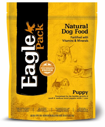 Eagle Pack Natural Pet Food, Puppy Formula, 6-Pound Bag