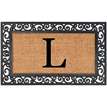 Amazon Com Nance Industries Yourown Monogrammed Welcome
