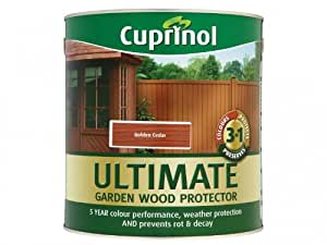Cuprinol 4L Ultimate Garden de madera – país roble