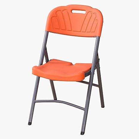 Amazon.com: Silla plegable/Simple moderna silla de comedor ...