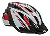 Bell Surge Bike Helmet, Matte White Red Split For Sale