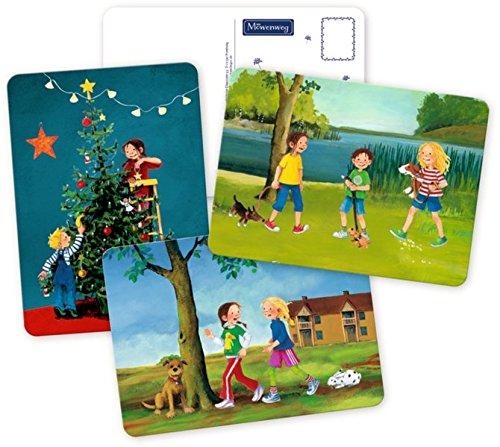 Möwenweg Postkartenbuch
