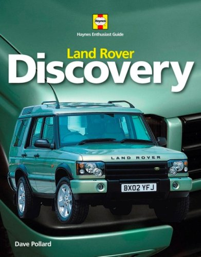 Land Rover Discovery: Haynes Enthusiast Guide Series (Land Rover Discovery Series 2 For Sale)