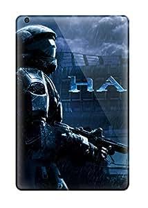 Hot Tpu Cover Case For Ipad/ Mini 2 Case Cover Skin - Halo