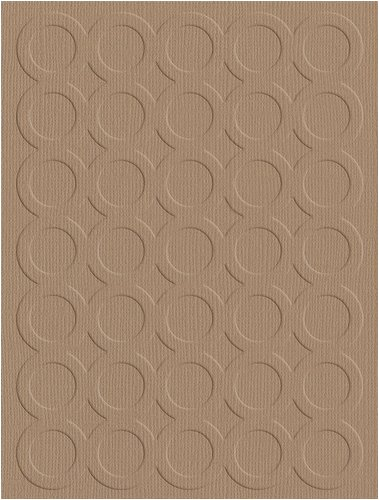 QUICKUTZ We R Memory Keepers Rings, A2-Size, Embossing Folder