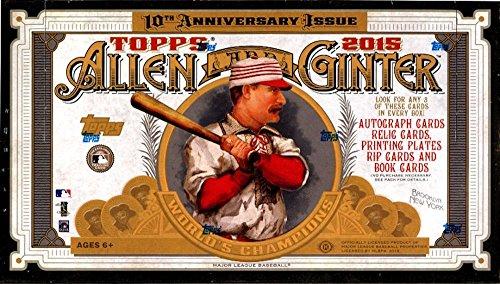 2015 Topps Allen & Ginter MLB Baseball HOBBY box (24 pk) ()