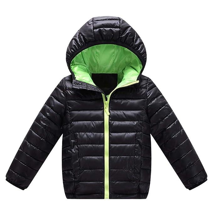 Amazon.com: AMSKY - Chaqueta con capucha y manga larga para ...