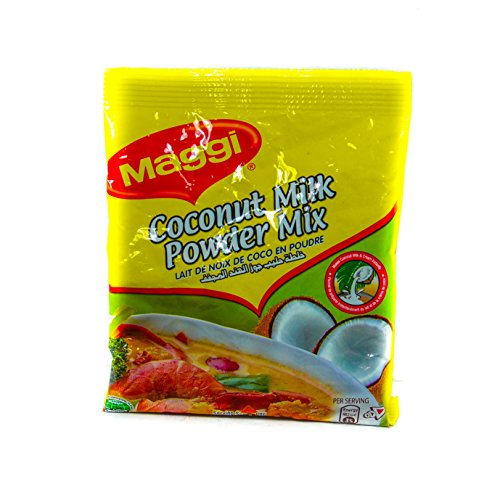 Maggi Coconut Milk Powder Mix-50g(12 Pack) (Maggi Coconut Milk Powder)