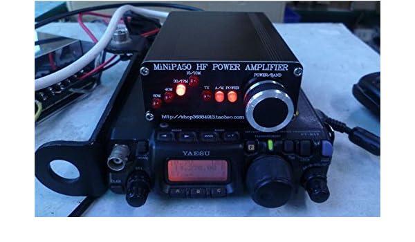 Amplificador HF de alimentación FOR YASEU FT-817 ICOM IC-703 ...