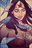 Wonder Woman (Issue #27 -Variant Cover by Jenny Frison)