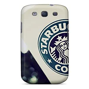 FSh4293itXP Tpu Case Skin Protector For Galaxy S3 Starbucks Coffee Ii With Nice Appearance