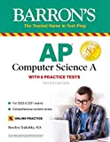 Books : AP Computer Science A: With 6 Practice Tests (Barron's Test Prep)