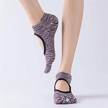 368° Inspiration Calcetines Yoga Las mujeres sin respaldo ...