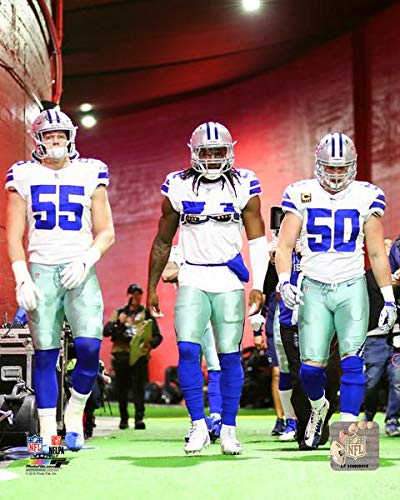c3e7d261 Image Unavailable. Image not available for. Color: Leighton Vander Esch, Jaylon  Smith ...
