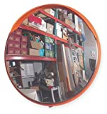 Vision Metalizers SSC1400 SS Steel Convex Mirror