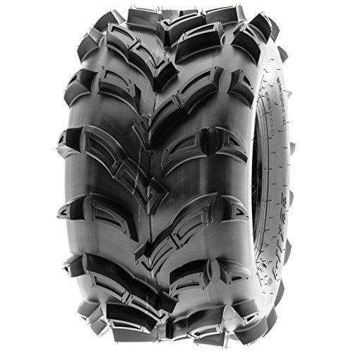 SunF ATV UTV Mud & All Terrain Tires 22x11-9 22x11x9 6 PR A024 (Set pair of 2) by SunF (Image #8)