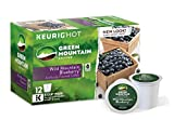 Green Mountain Coffee Wild Mountain Blueberry, Keurig Single-Serve K-Cup Pods, 72 Count (6 Boxes of 12 Pods)