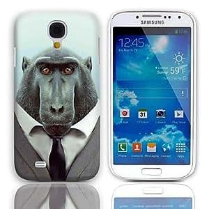 HJZ Samsung S4 I9500 compatible Graphic/Cartoon/Special Design Plastic Back Cover