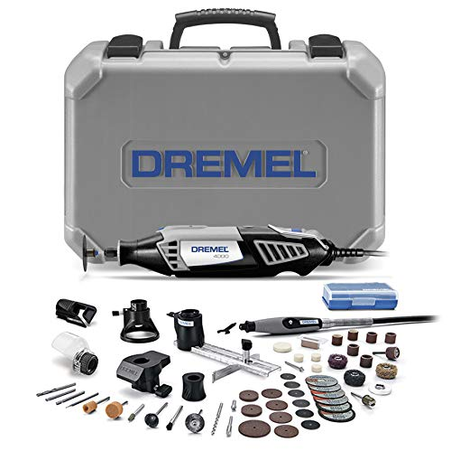 Dremel 4000-6 50 120-Volt Variable-Speed Rotary Tool with 50 Accessories