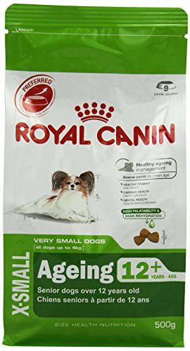 Royal Canin Hundefutter X-Small Ageing 12+, 1er Pack (1 x 500 g)