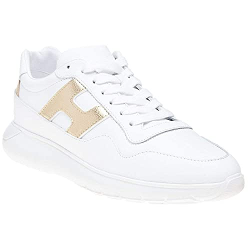 e6ff9d8f21 Hogan Urbano Interactive 3 Trainers White 5 UK: Amazon.co.uk: Shoes & Bags