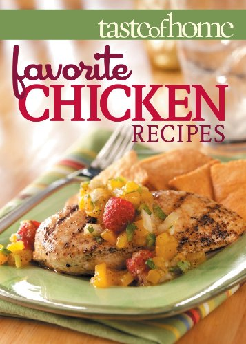 Taste of Home Favorite Chicken Recipes