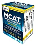 Princeton Review MCAT Subject Review Complete Box Set, 2nd Edition: 7 Complete Books + Access to 3 Full-Length Practice Tests