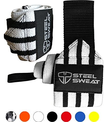 Wrist Wraps Professional Steel Sweat