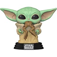 Deals on Funko Pop Star Wars: The Mandalorian The Child w/Frog