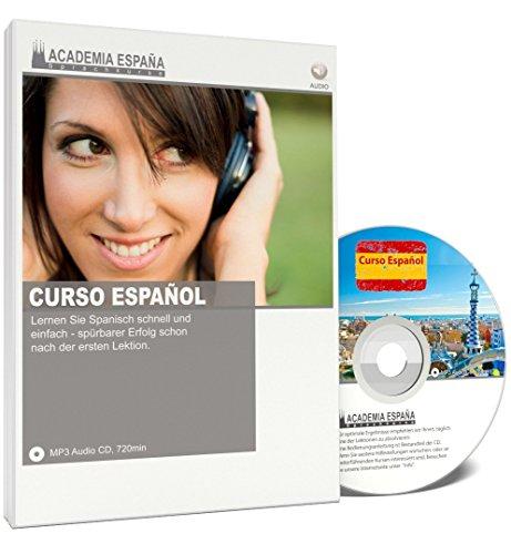 Curso Español - schnell und einfach Spanisch lernen für Anfänger (Audio Sprachkurs)