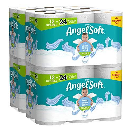 🥇 Angel Soft Toilet Paper