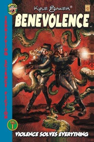 Download Benevolence: Violence Solves Everything (Volume 1) pdf epub