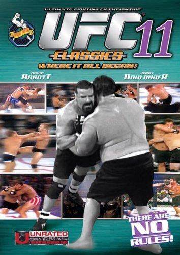 DVD : UFC Classics, Vol. 11: The Proving Ground (Full Frame)