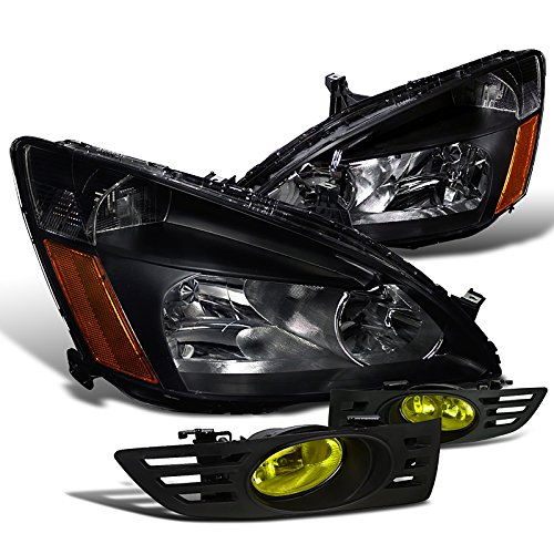 03 honda accord coupe headlights - 5