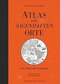 atlas der verlorenen stadte