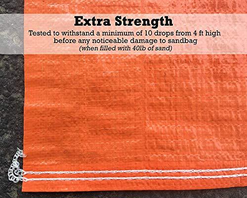 d5a8aac8ad76 Sandbags for Flooding - Size: 14