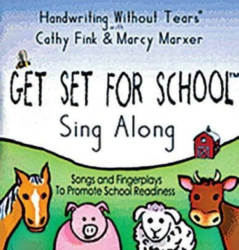 Handwriting Without Tears Music CD product image